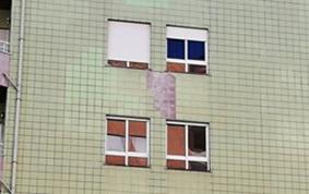 Os 3 principais problemas nos revestimentos de fachadas